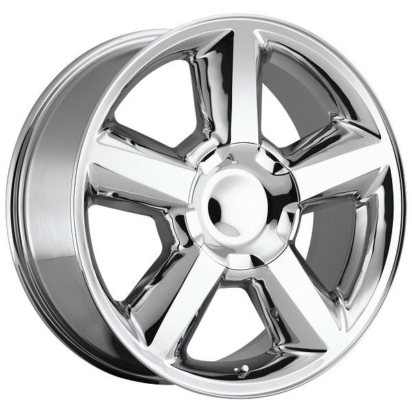 CHEVY TAHOE 2007 STYLE 31 CHROME RIM by FACTORY REPRODUCTIONS WHEELS