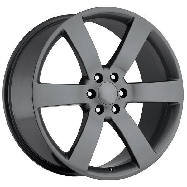 CHEVY TRAILBLAZER SS STYLE 32 COMP GREY RIM by FACTORY REPRODUCTIONS WHEELS