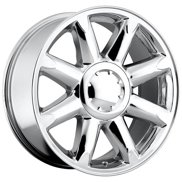 GMC DENALI STYLE 38 CHROME RIM by FACTORY REPRODUCTIONS WHEELS