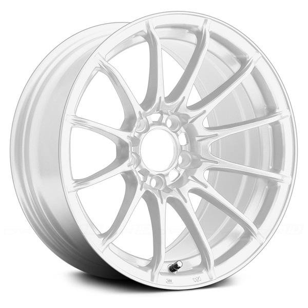 DIAL IN GLOSS WHITE RIM by KONIG WHEELS