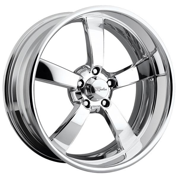 SPEEDSTER 5 POLISHED RIM by RACELINE WHEELS