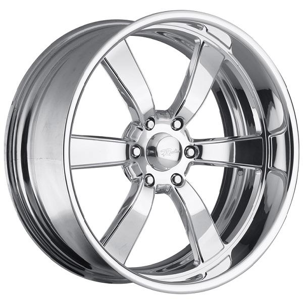 SPEEDSTER 6 POLISHED RIM by RACELINE WHEELS