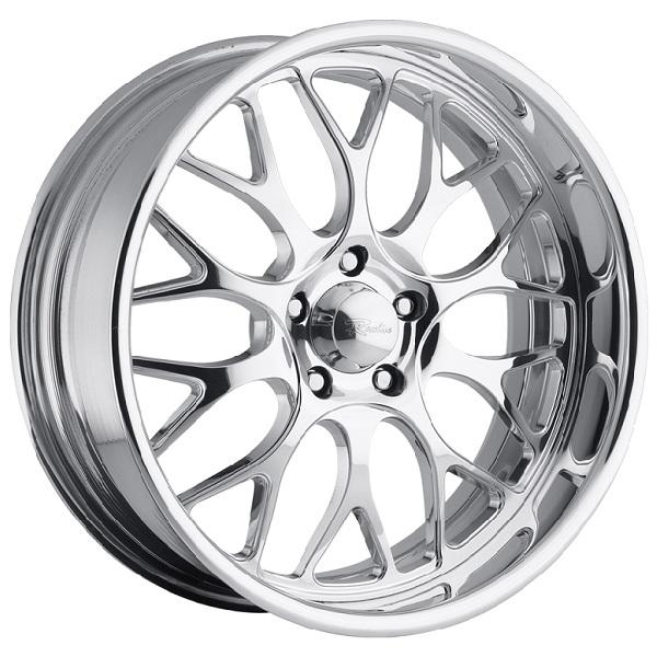 LEGACY POLISHED RIM by RACELINE WHEELS