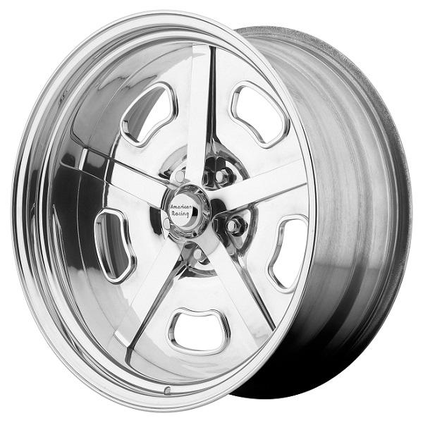 VF493 FORGED POLISHED RIM by AMERICAN RACING WHEELS