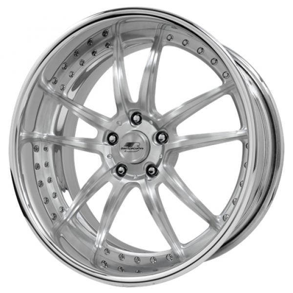 PRO-TOURING SEBRING POLISHED RIM by BILLET SPECIALTIES WHEELS