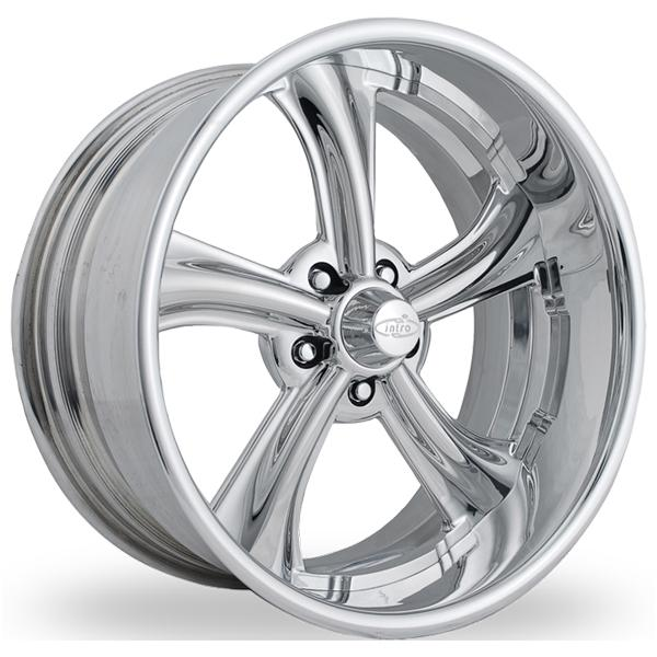 GALLUP POLISHED RIM by INTRO WHEELS