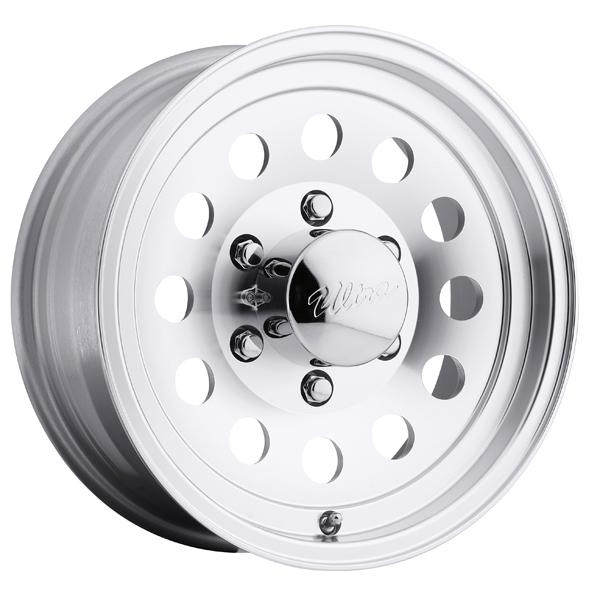 TYPE 062 TRAILER MACHINED RIM with CLEAR COAT by ULTRA WHEELS