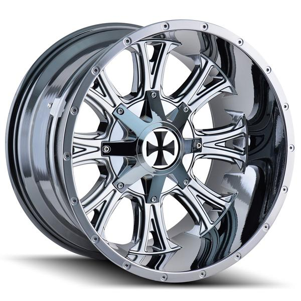 AMERICANA 9101 PVD2 RIM by CALI OFF-ROAD WHEELS