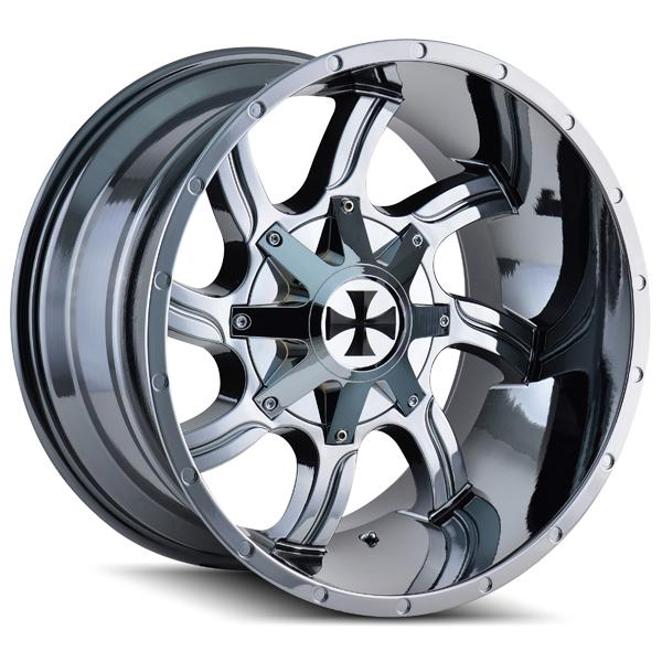 TWISTED 9102 PVD2 RIM by CALI OFF-ROAD WHEELS