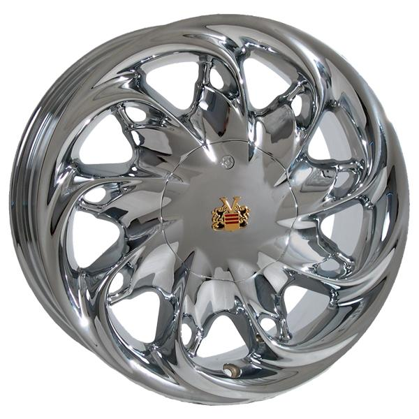 STARDUST CHROME RIM by VOGUE WHEELS