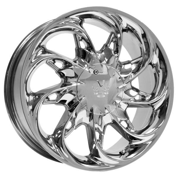 STARDUST WHITE ECO-PLATE RIM by VOGUE WHEELS
