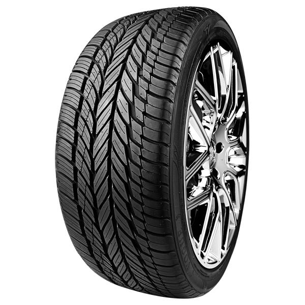 SIGNATURE V BLACK HIGH PERFORMANCE TOURING by VOGUE TYRE