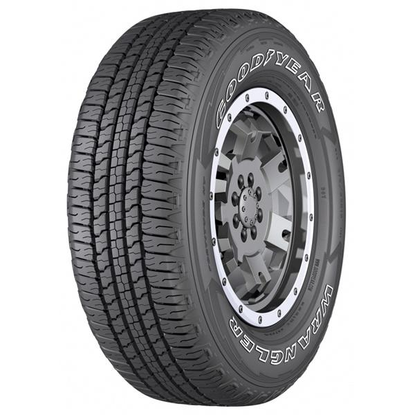 WRANGLER FORTITUDE HT by GOODYEAR TIRES