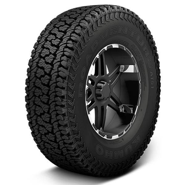 ROAD VENTURE AT51 by KUMHO TIRES