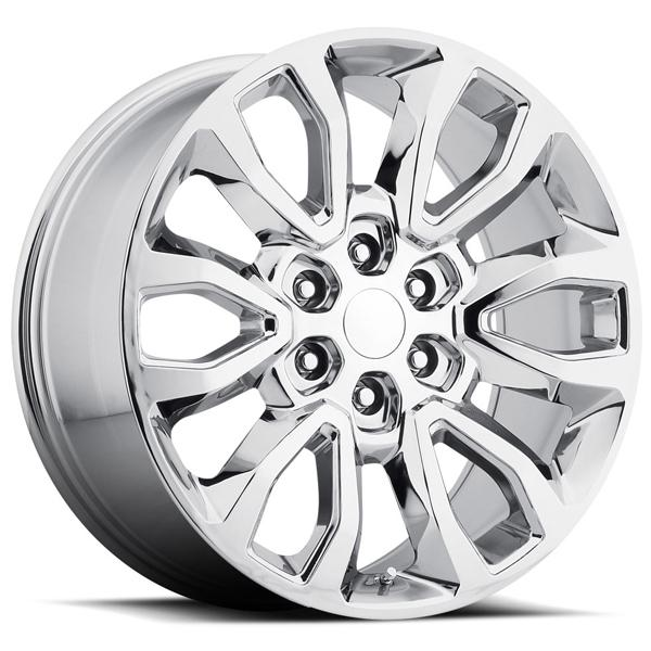 FORD F150 RAPTOR STYLE 53 CHROME RIM by FACTORY REPRODUCTIONS WHEELS