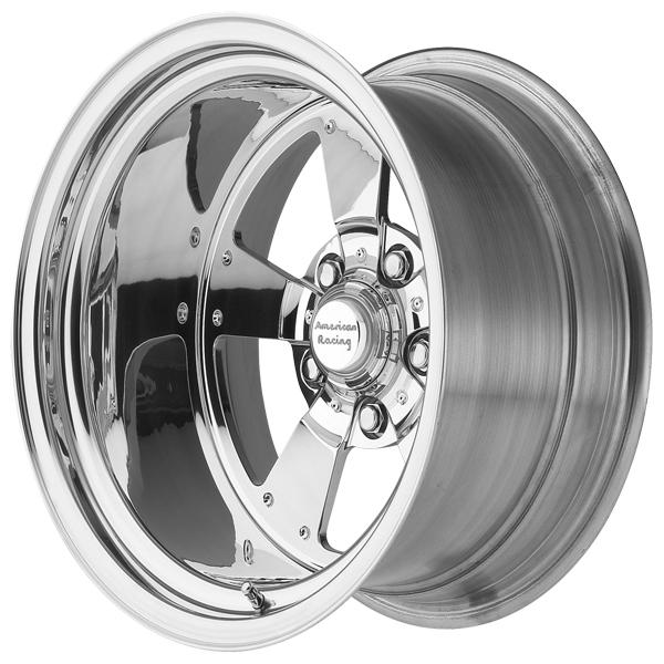 VF479 FORGED POLISHED RIM by AMERICAN RACING WHEELS