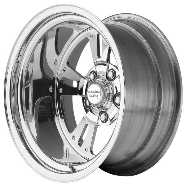 VF480 FORGED POLISHED RIM by AMERICAN RACING WHEELS