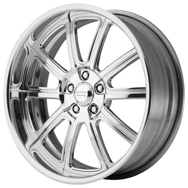 VF482 FORGED POLISHED RIM by AMERICAN RACING WHEELS