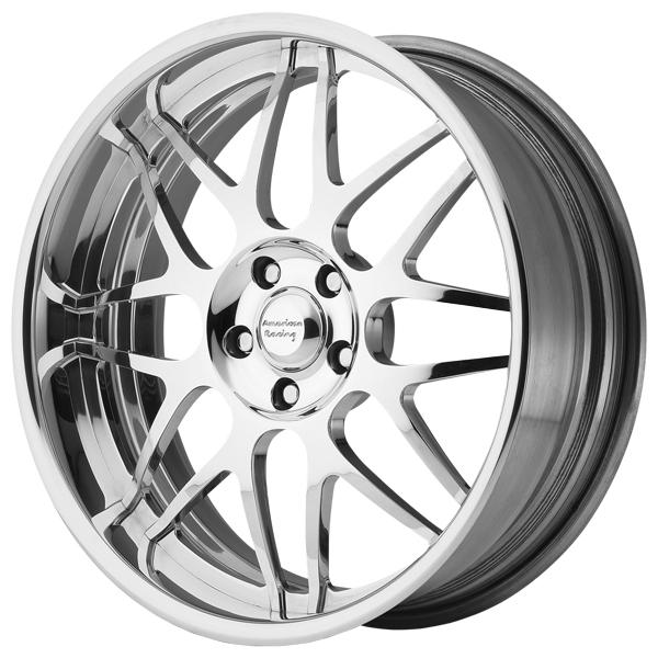 VF483 FORGED POLISHED RIM by AMERICAN RACING WHEELS