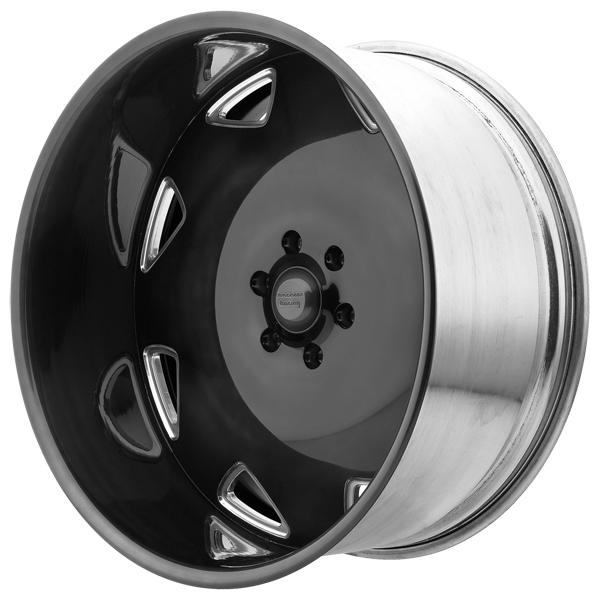 VF484 FORGED TINT FINISH RIM with POLISHED ACCENTS by AMERICAN RACING WHEELS