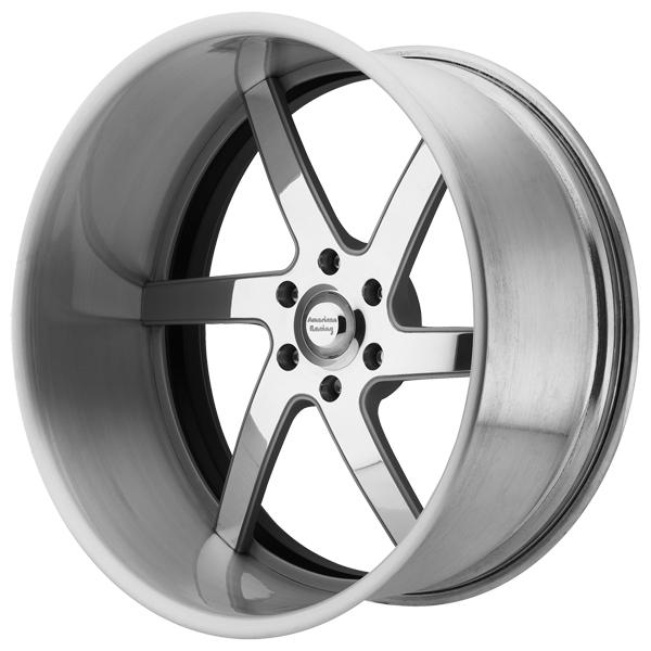 VF485 FORGED POLISHED RIM by AMERICAN RACING WHEELS