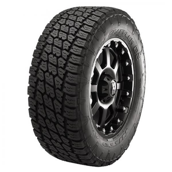 TERRA GRAPPLER G2 TAKE-OFF DISPLAY SET SOLD AS IS by NITTO TIRES