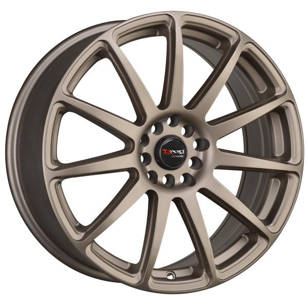 DR66 RALLY BRONZE FULL PAINTED RIM by DRAG WHEELS