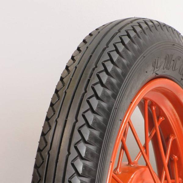 LUCAS OLYMPIC TREAD BLACKWALL by LUCAS CLASSIC TIRES