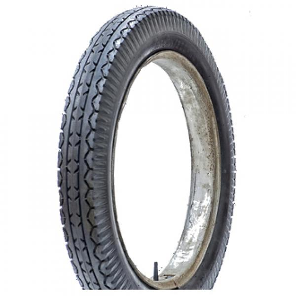 LUCAS OLD DUNLOP TREAD BLACKWALL by LUCAS CLASSIC TIRES