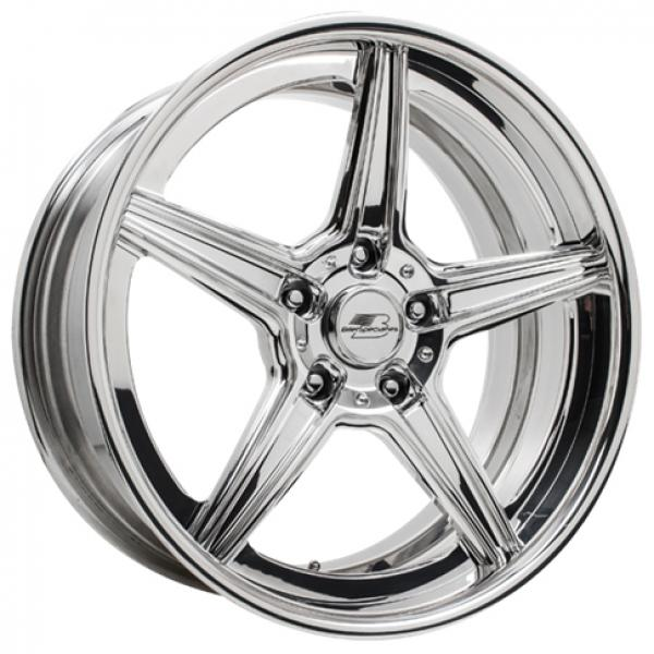 CONCAVE PRO-TOURING CAMBER POLISHED RIM by BILLET SPECIALTIES WHEELS