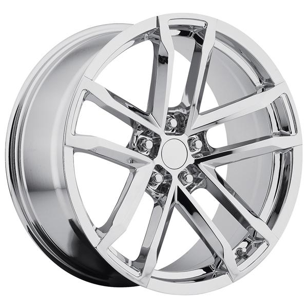 CHEVY CAMARO ZL1 2012 STYLE 41 CHROME RIM by FACTORY REPRODUCTIONS WHEELS