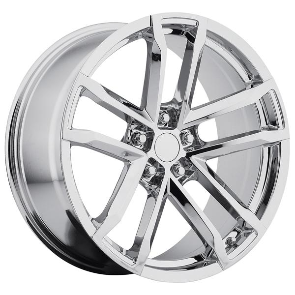 CHEVY CAMARO ZL1 2012 STYLE 41 PVD CHROME RIM by FACTORY REPRODUCTIONS WHEELS