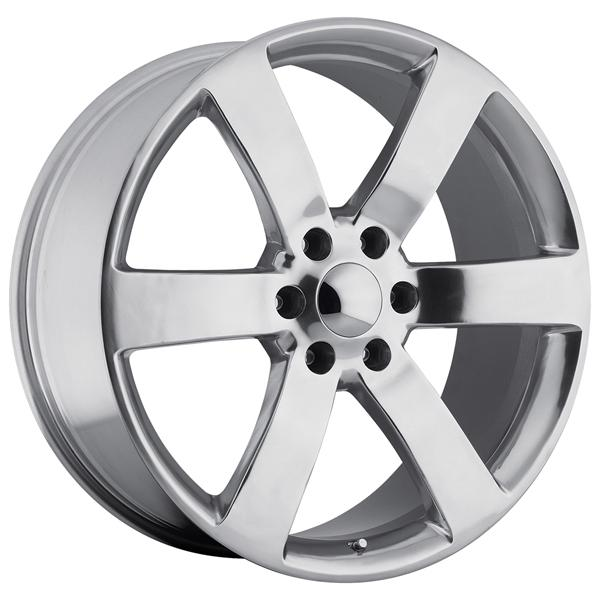 CHEVY TRAILBLAZER SS STYLE 32 POLISHED RIM by FACTORY REPRODUCTIONS WHEELS