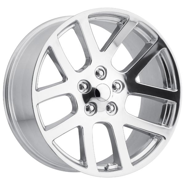 DODGE RAM SRT10 STYLE 60 POLISHED RIM by FACTORY REPRODUCTIONS WHEELS