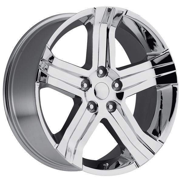 DODGE RAM RT 2013 STYLE 69 CHROME RIM by FACTORY REPRODUCTIONS WHEELS