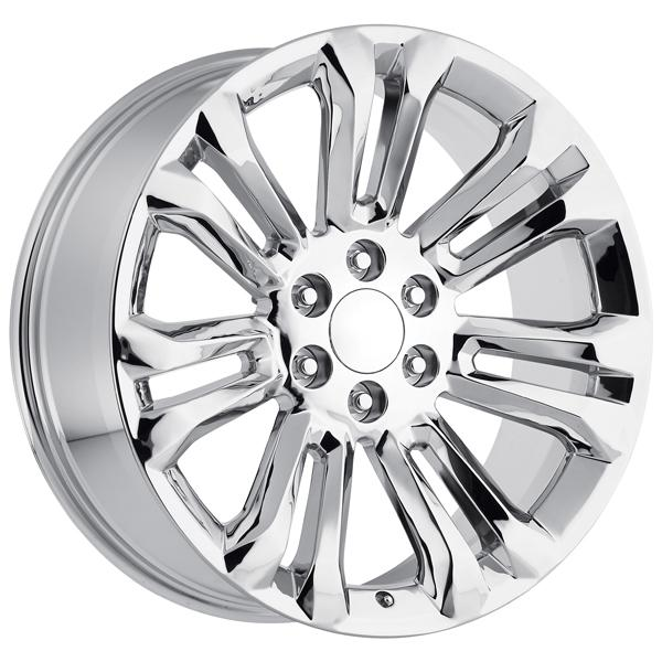 GMC 2015 STYLE 55 CHROME RIM by FACTORY REPRODUCTIONS WHEELS