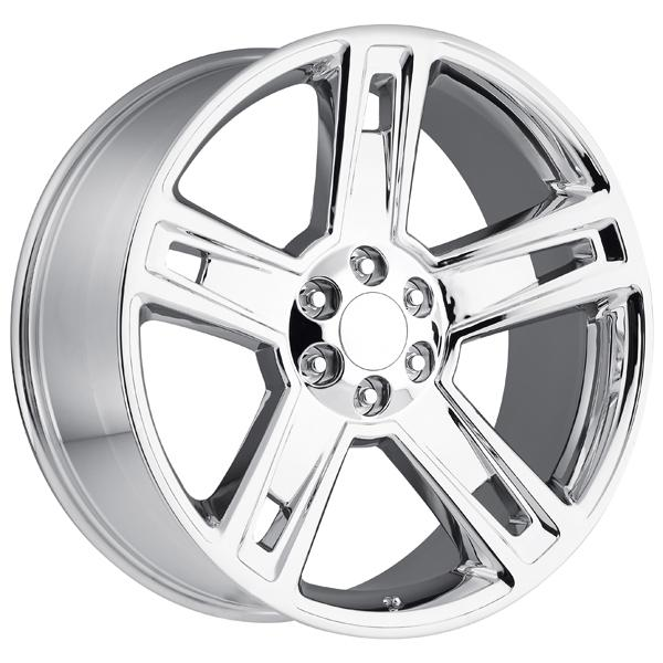 CHEVY 2015 SILVERADO 1500 STYLE 34 CHROME RIM by FACTORY REPRODUCTIONS WHEELS