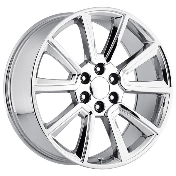 CHEVY 2015 TAHOE STYLE 57 PVD CHROME RIM by FACTORY REPRODUCTIONS WHEELS