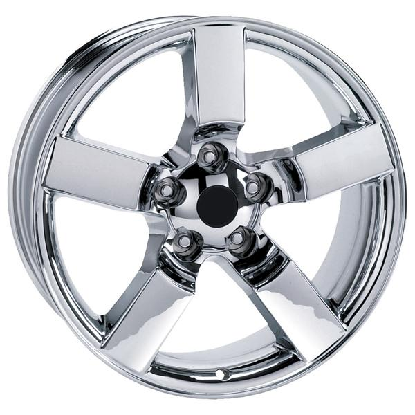FORD LIGHTNING 2001 STYLE 50 CHROME RIM by FACTORY REPRODUCTIONS WHEELS