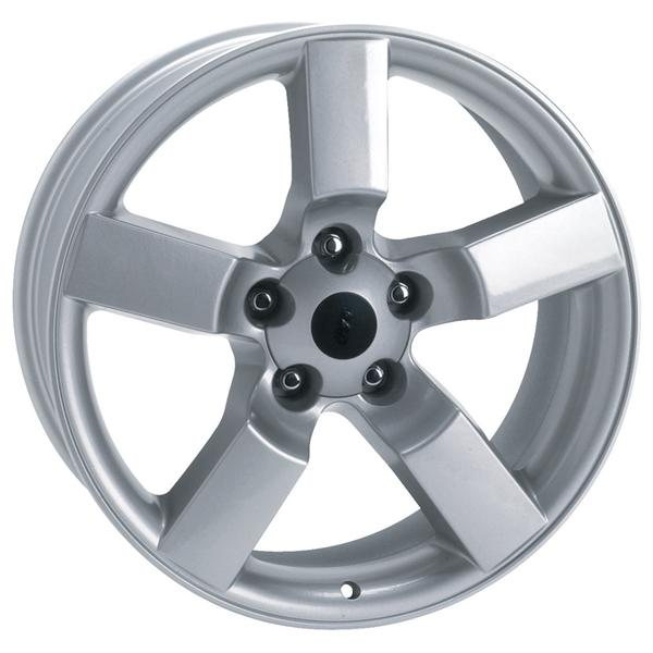 FORD LIGHTNING 2001 STYLE 50 SILVER RIM by FACTORY REPRODUCTIONS WHEELS