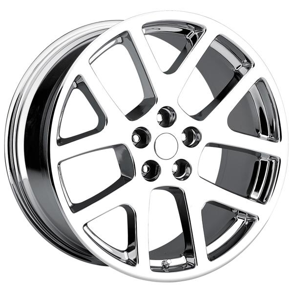 DODGE LX VIPER STYLE 64 CHROME RIM by FACTORY REPRODUCTIONS WHEELS