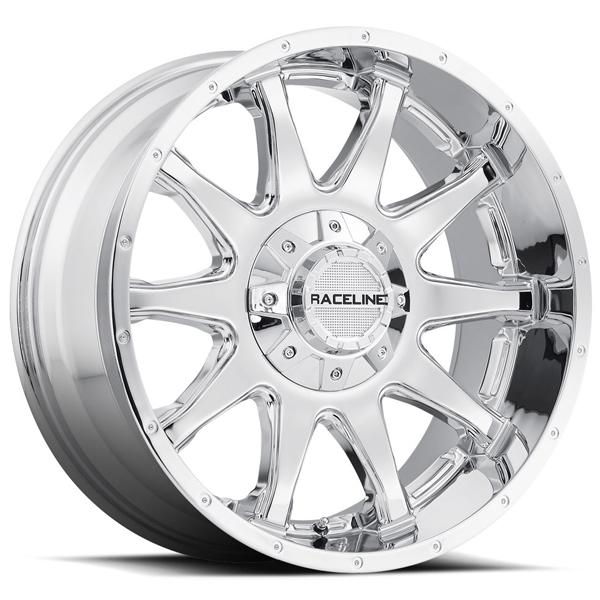 930C SHIFT CHROME RIM by RACELINE WHEELS