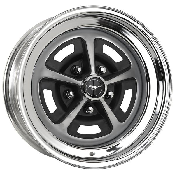 86 SERIES BOSS 302 1970 CHROME OUTER RIM - Cap Not Included by WHEEL VINTIQUES