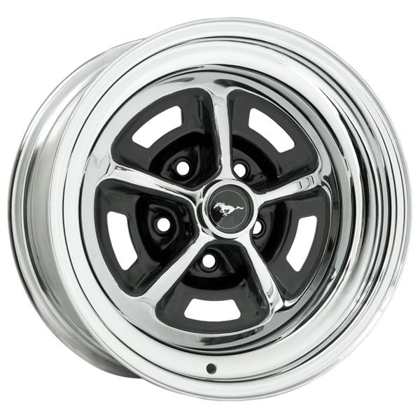 54 SERIES MAGNUM 500 CHROME - Cap Not Included by WHEEL VINTIQUES