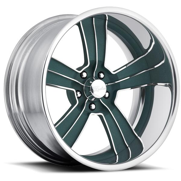 HOOLIGAN CUSTOM FINISH RIM by RACELINE WHEELS
