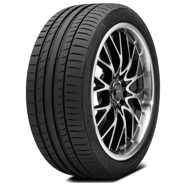 CONTI SPORT CONTACT 5P SSR by CONTINENTAL TIRE