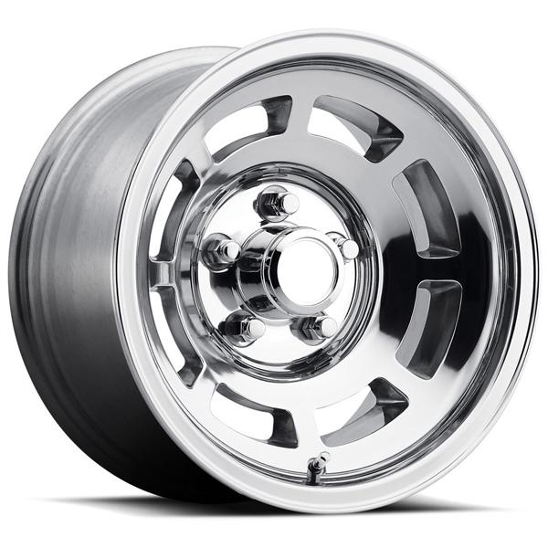 CORVETTE YJ8 76-79 STYLE 23 POLISHED RIM by FACTORY REPRODUCTIONS WHEELS
