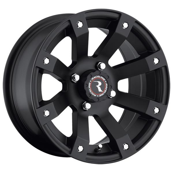 A79 ATV/UTV SCORPION BLACK by RACELINE WHEELS