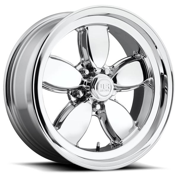 200S U114 CHROME RIM by U.S. MAG WHEELS