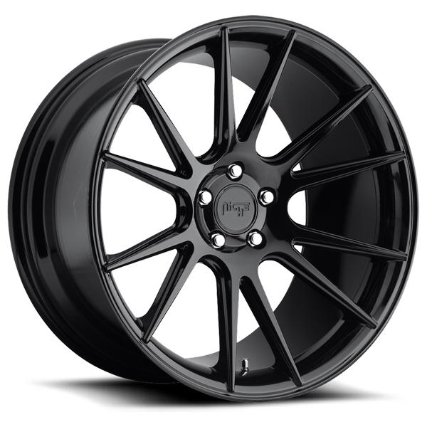 VICENZA M152 GLOSS BLACK RIM by NICHE WHEELS